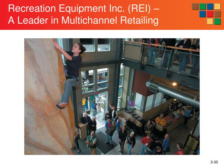 Recreation Equipment Inc. (REI) –