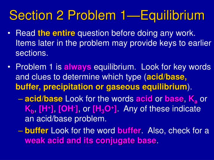 Section 2 Problem 1—Equilibrium