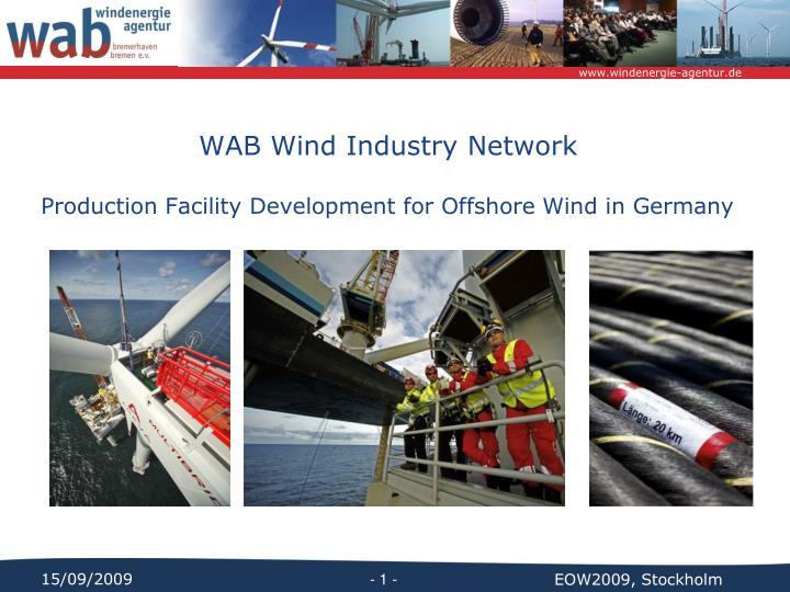 WAB Wind Industry Network
