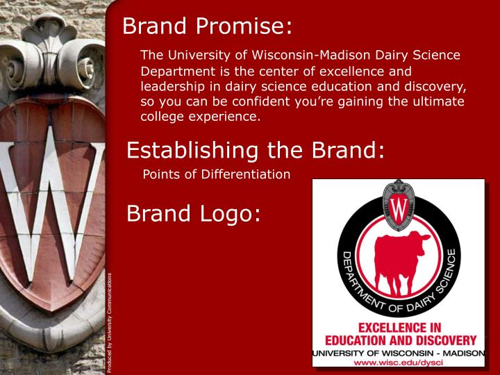 Brand Promise: