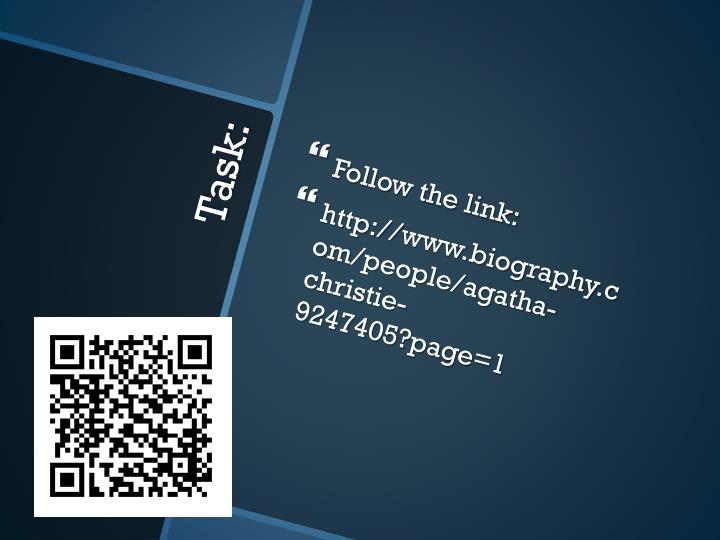 Follow the link: