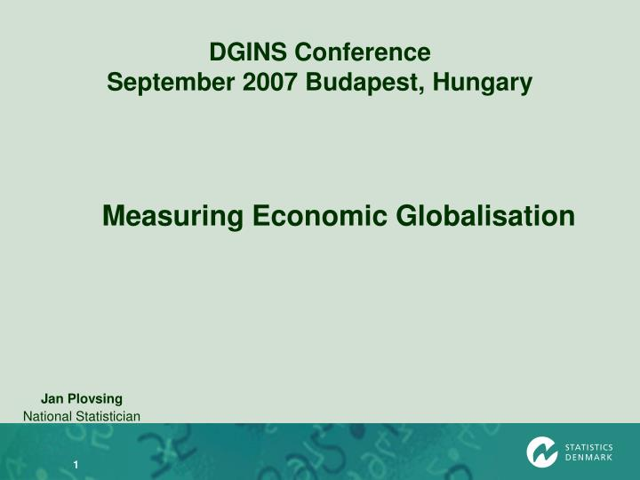 DGINS Conference