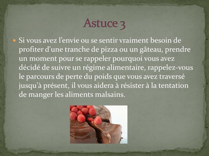 Astuce 3