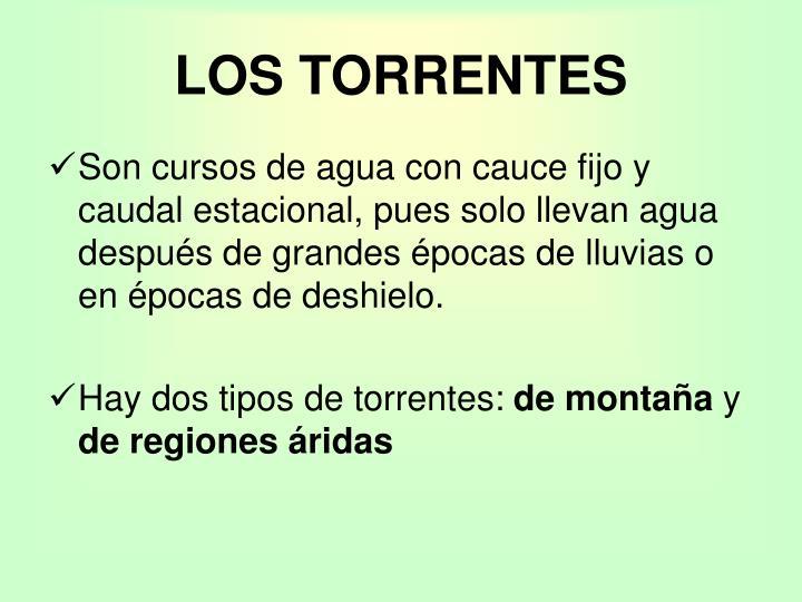 LOS TORRENTES