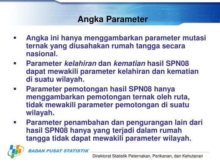 Angka Parameter