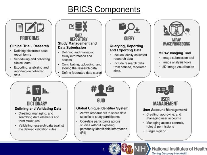 BRICS Components