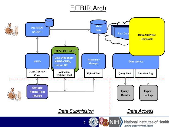 FITBIR Arch