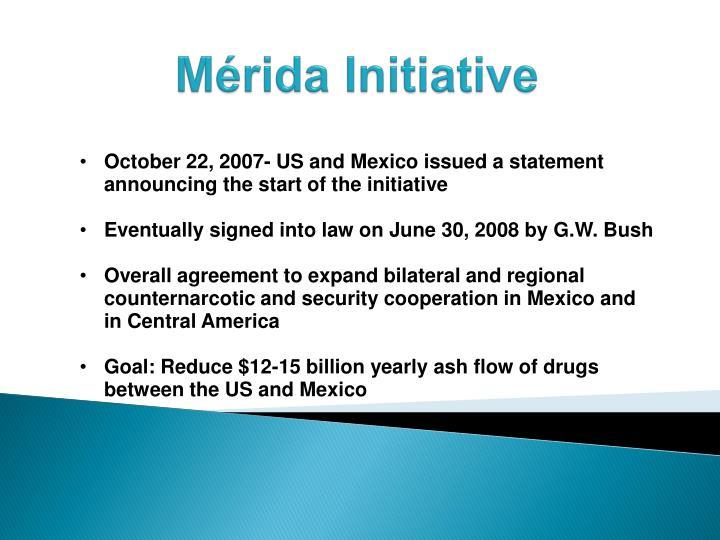 Mérida Initiative