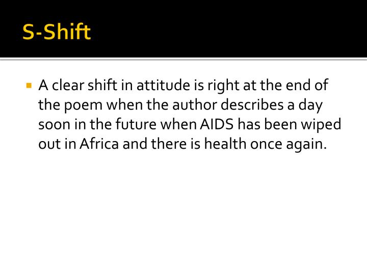 S-Shift