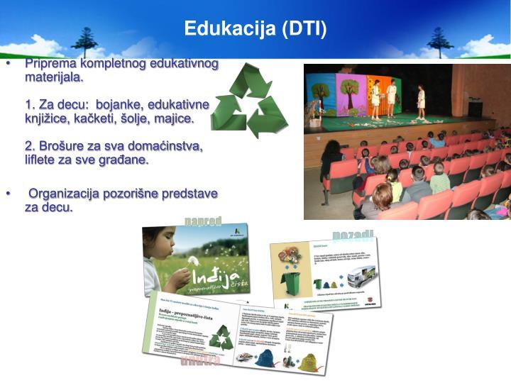 Edukacija (DTI)