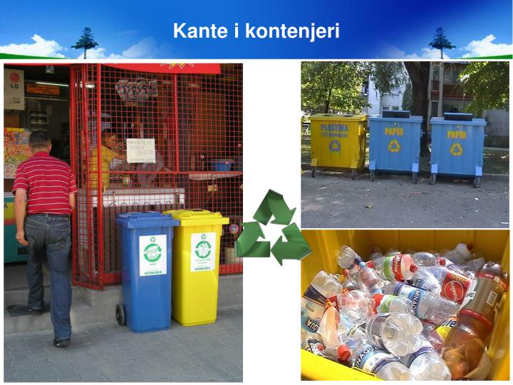 Kante i kontenjeri