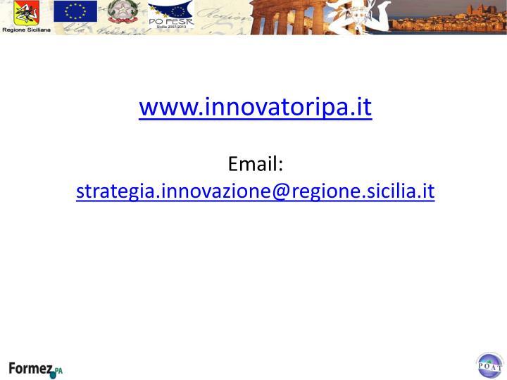 www.innovatoripa.it