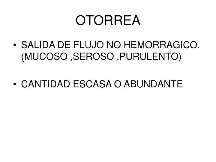 OTORREA