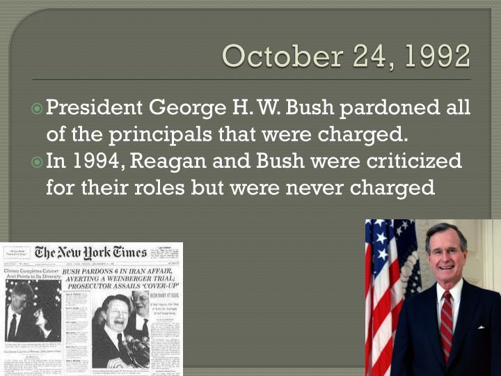 October 24, 1992