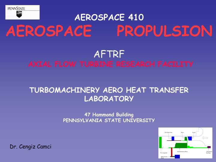 AEROSPACE 410