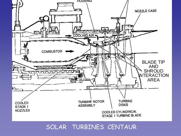 SOLAR   TURBINES  CENTAUR