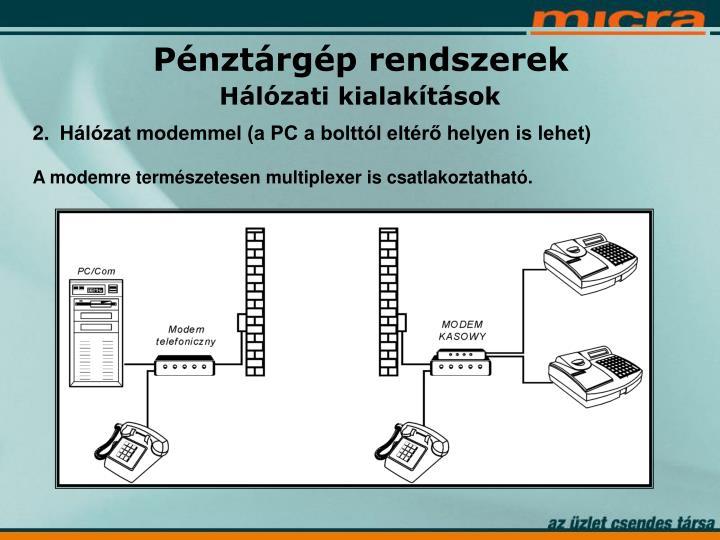 Pénztárgép rendszerek