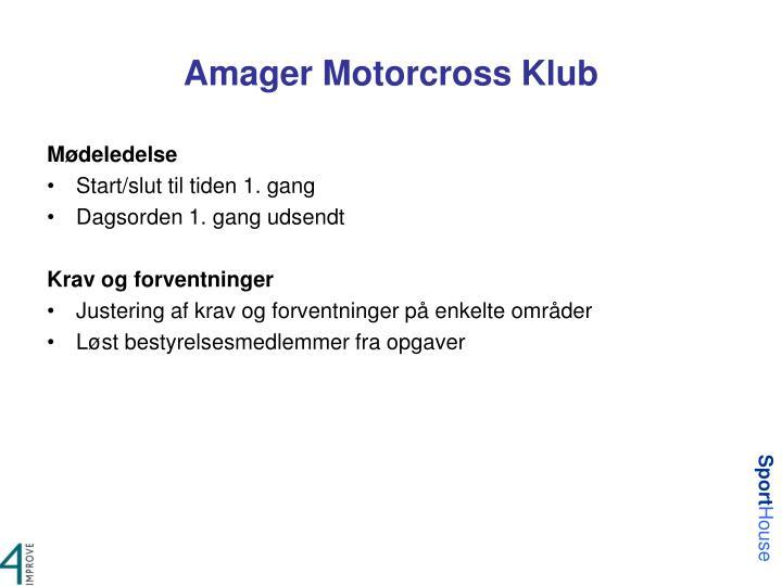 Amager Motorcross Klub