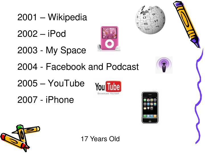 2001 – Wikipedia