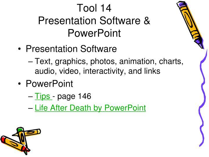Tool 14