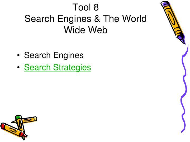 Tool 8
