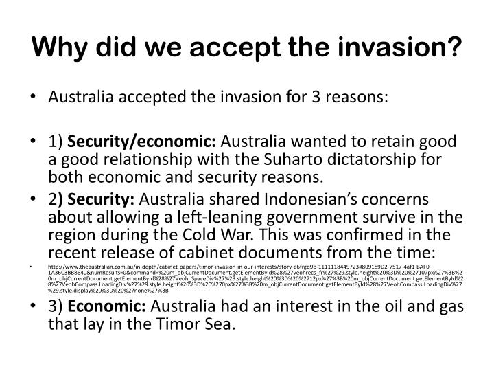 Was australia invaded or settled essay
