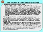 the church of the latter day saints8