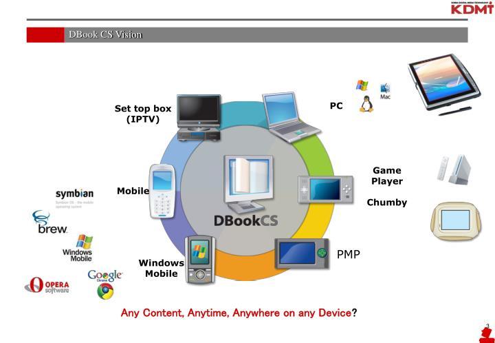 DBook CS Vision