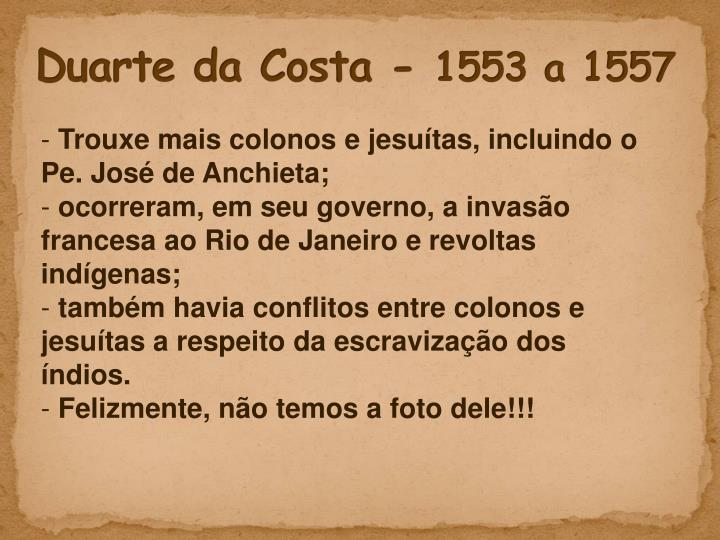 Duarte da Costa -