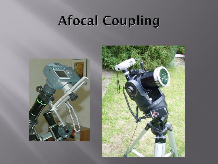 Afocal Coupling