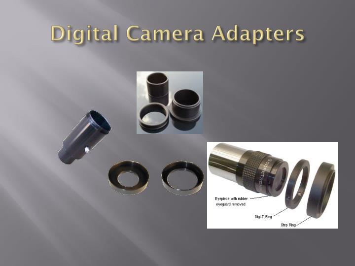 Digital Camera Adapters
