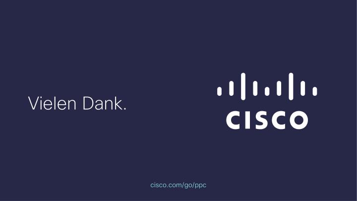 cisco.com/go/ppc