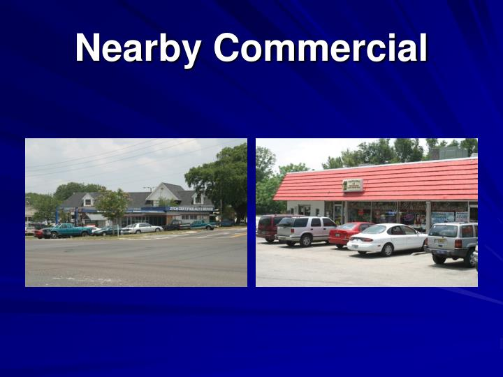 Nearby Commercial