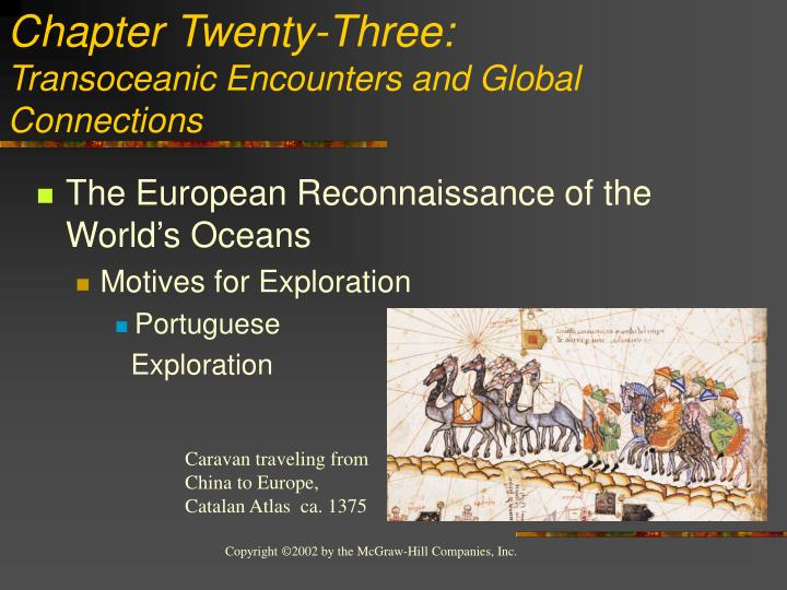 traditions and encounters chapter 12 notes