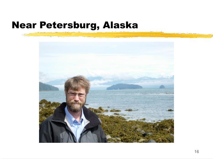 Near Petersburg, Alaska