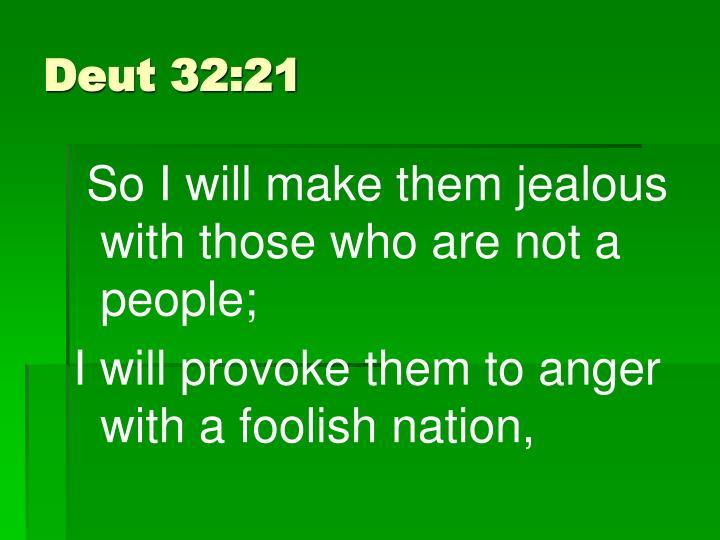 Deut 32:21