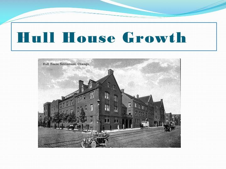 Hull House Growth