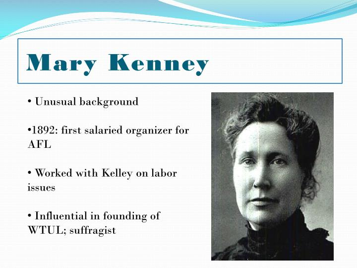 Mary Kenney