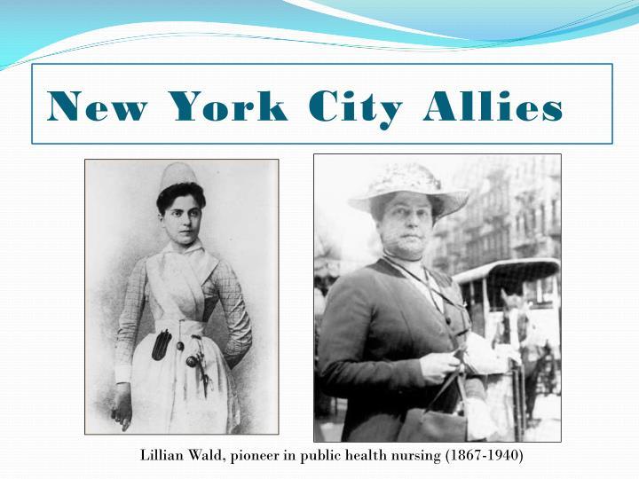 New York City Allies