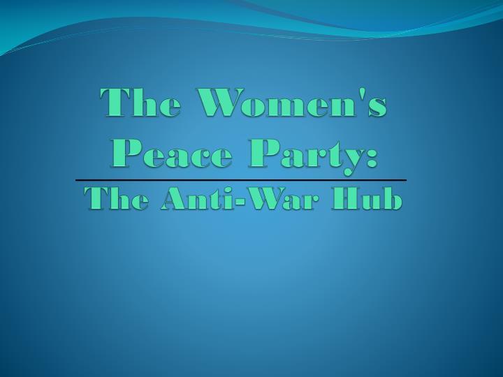 The Women's