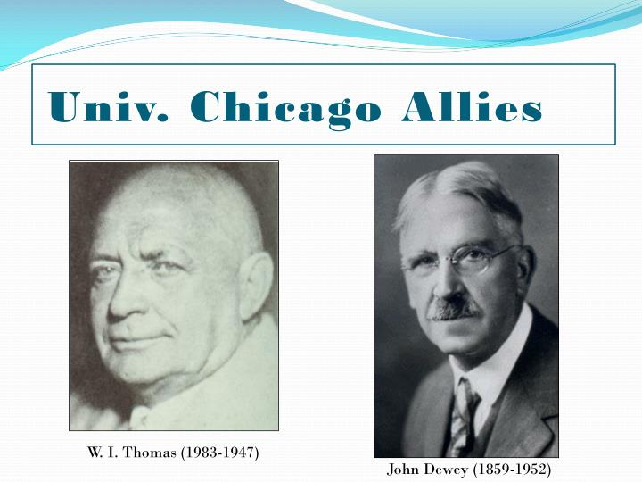 Univ. Chicago Allies