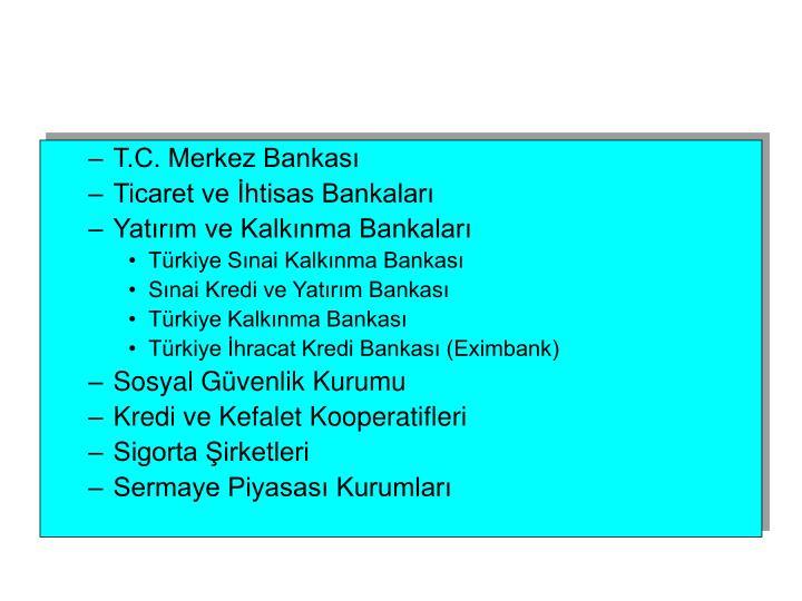 T.C. Merkez Bankası