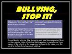 bullying stop it1