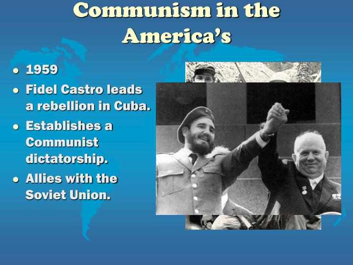 Communism in the America's