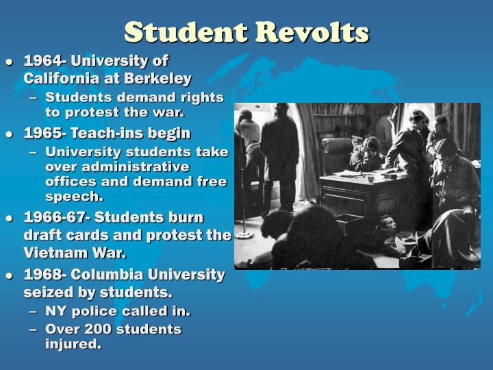 Student Revolts