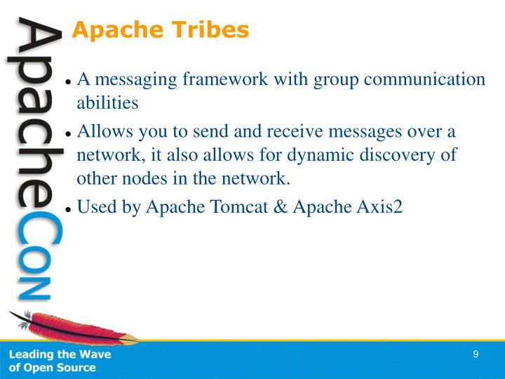 A messaging framework with group communication abilities