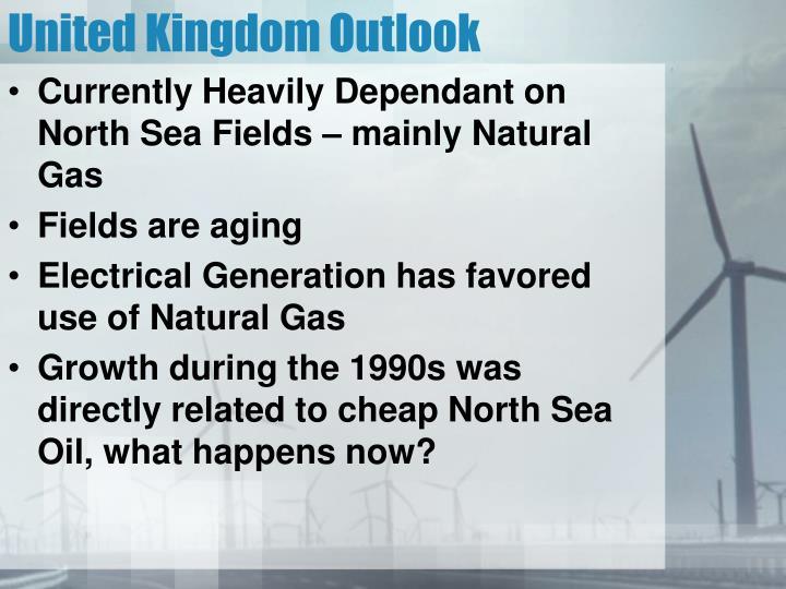 United Kingdom Outlook