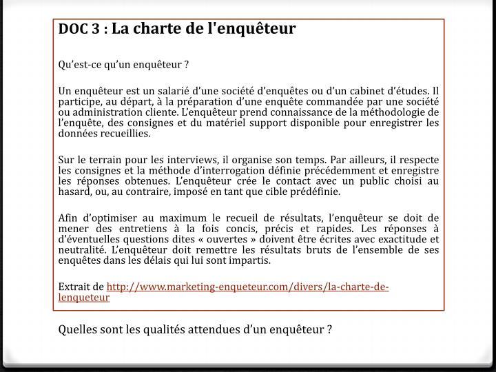 DOC 3 :