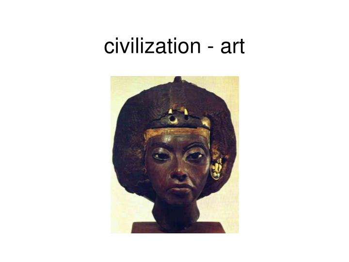 civilization - art