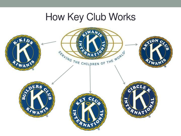 How Key Club Works